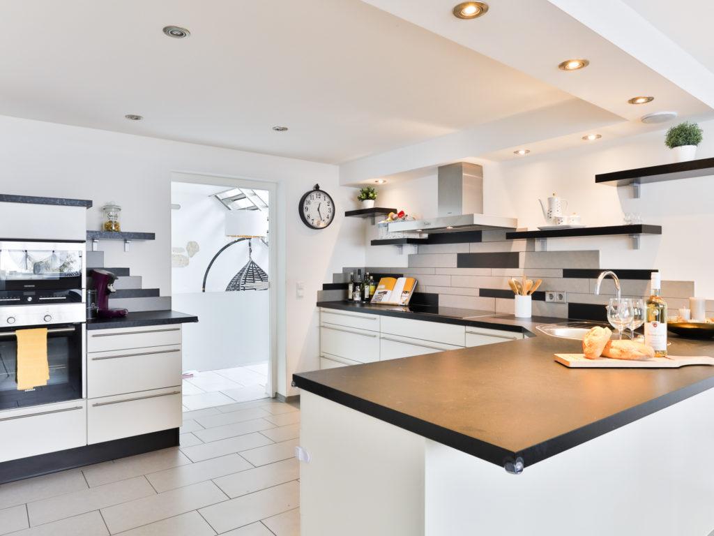 Küche - Einfamilienhaus in Vöhringen